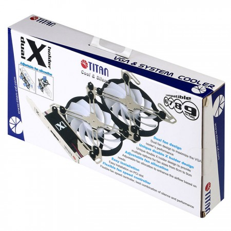 TITAN VGA cooler package.
