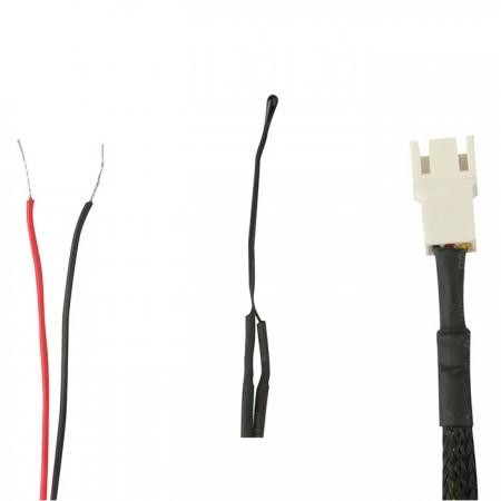 Kabel für die industrielle Verwendung-Temperaturmessung.
