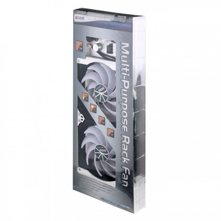 140mm rack mount refrigerator ventilation or multi-purpose cooling fan package.