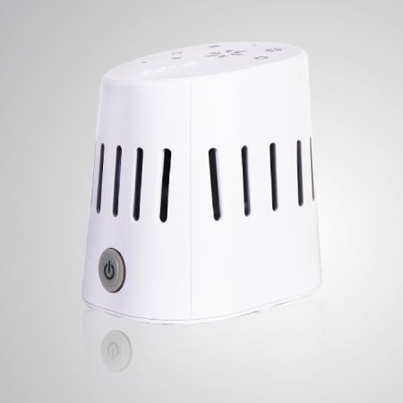 Ventilateur de réfrigérateur DC RV avec interrupteur marche/arrêt Smart Battery Power - Ventilateur de réfrigérateur intérieur pour VR pour augmenter la circulation de votre réfrigérateur.