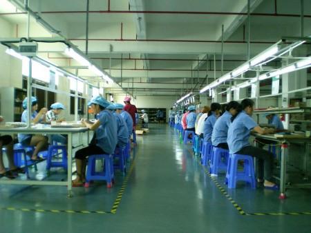 Líneas de producción de ventiladores de enfriamiento