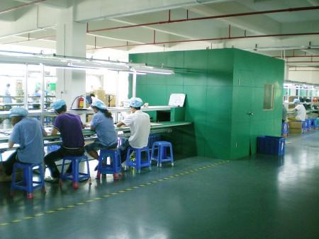 Kühlgebläse-Produktionslinien
