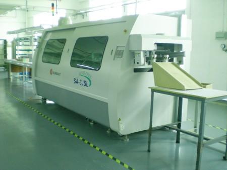 Máquina de soldadura automática sin plomo