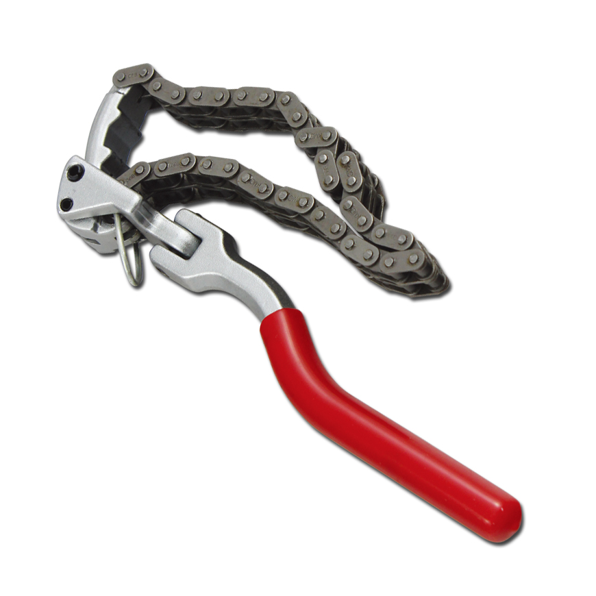 Heavy Duty Oil Filter Chain Wrench Supply Automotive