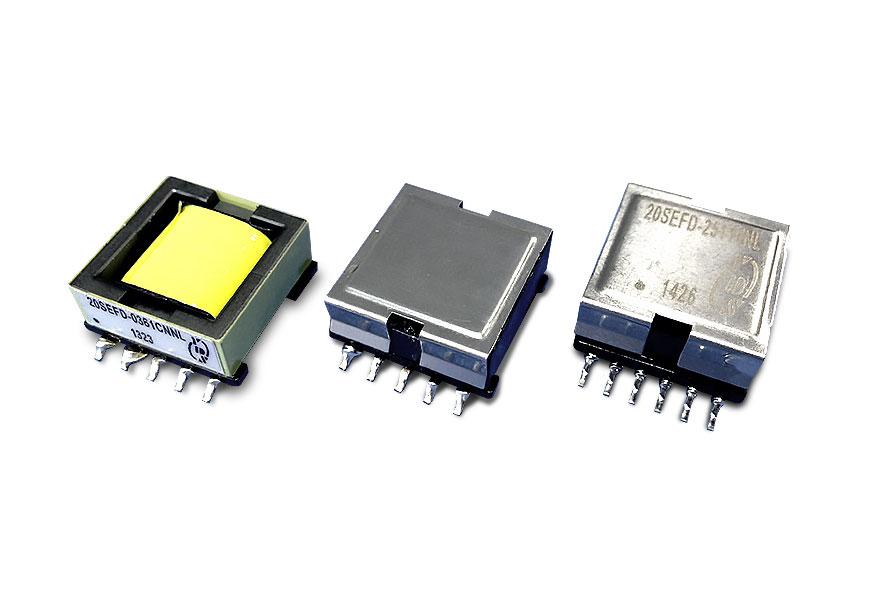Transformateurs électroniques haute fréquence (PoE)