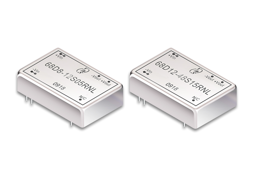 "1.25"" x 0.8"" DIP Package DC-DC Converter 3~12W"