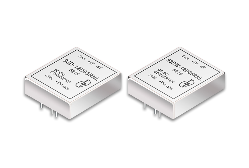 "3"" x 2.6"" DIP Package DC-DC Converter 60W"