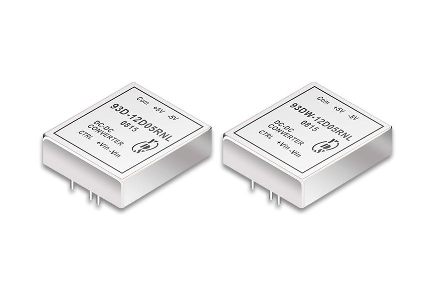 """3"""" x 2.6"""" 60W直流转直流电源(DIP包装)"""