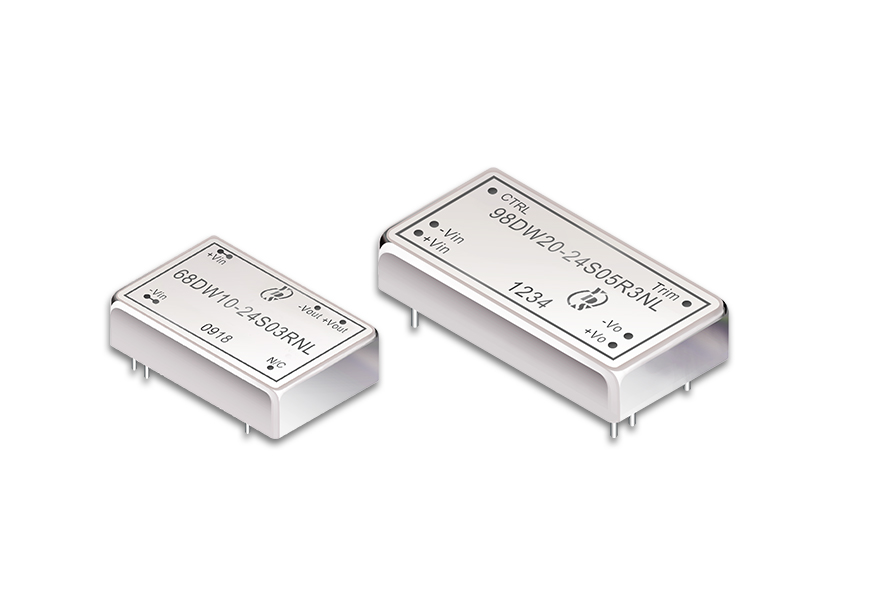 Railway Applications DC-DC Converters