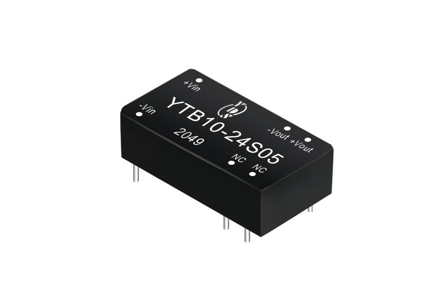 10W Ultra Compact Size DC-DC Converter