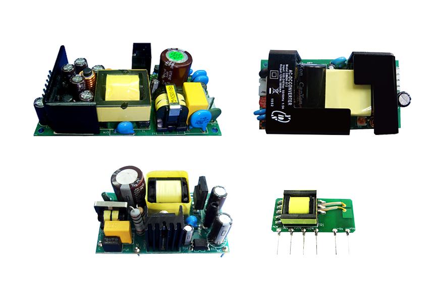 Yuan Dean's Open Frame AC-DC Power Supplies