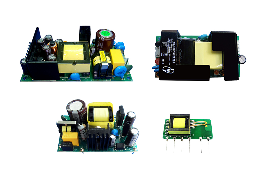 Yuan Dean's Open Frame AC-DC Power Supplies