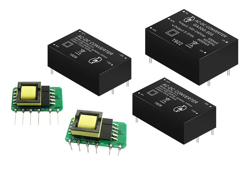 Yuan Dean's Green AC-DC Converters Conforms to DOE6
