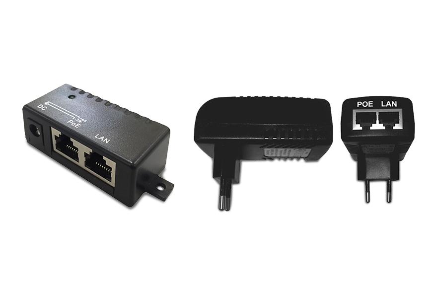 PoE Injectors/Adapters