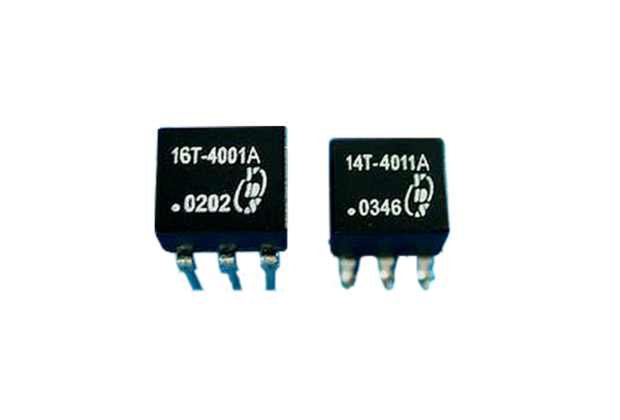 RF Electronic Transformers