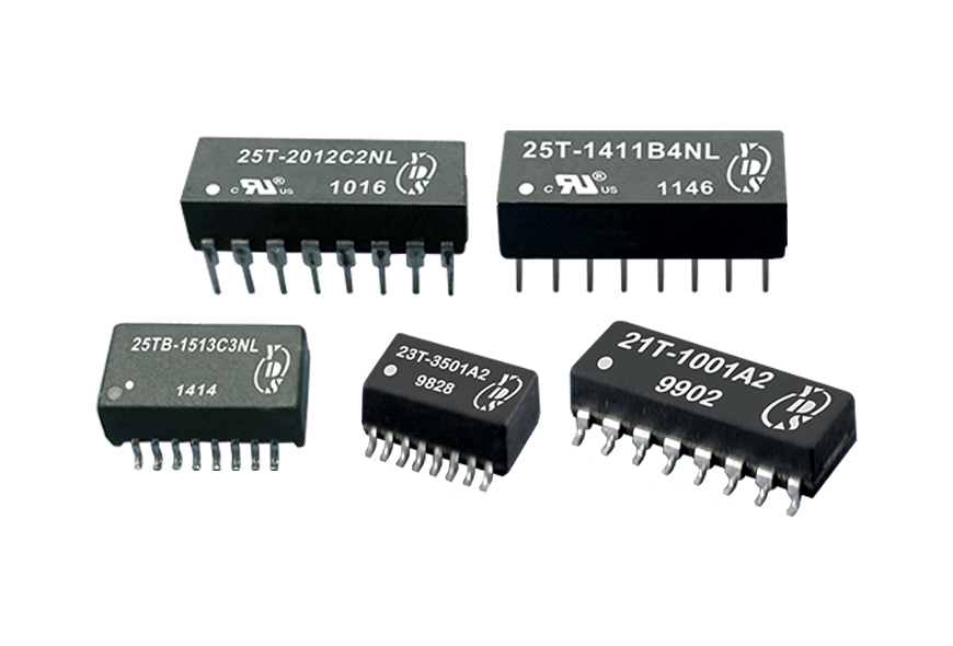 Electronic Transformers  For Ethernet