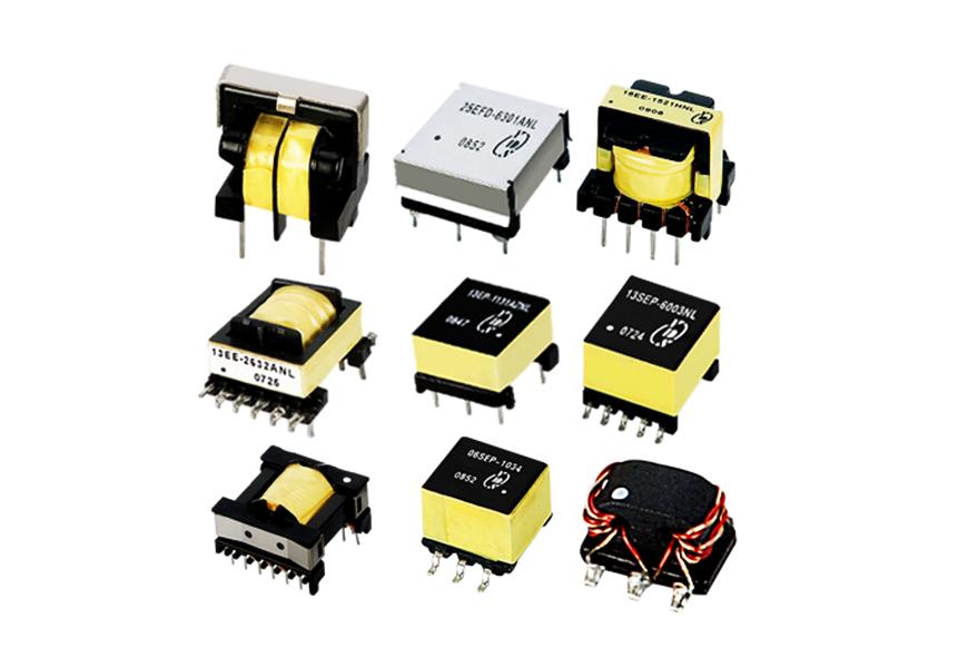 Elektronischer Hochfrequenztransformator