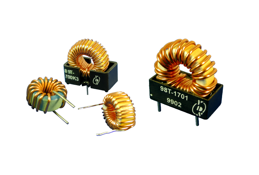 Through Hole Power Inductor
