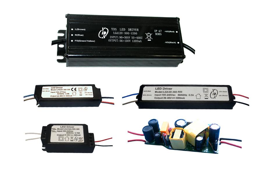 절연 AC-DC LED 드라이버