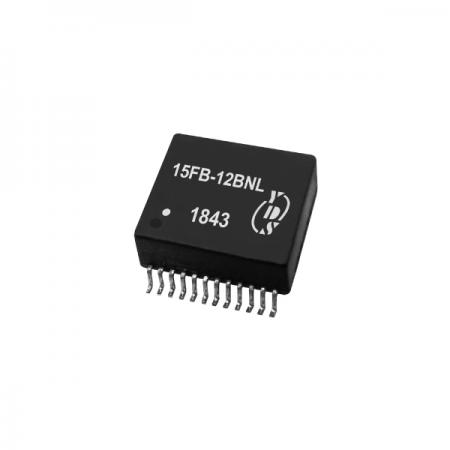 2.5G Base-T PoE & PoE+ & PoE++ SMD网路滤波器 - 2.5G Base-T PoE & PoE+ 网路滤波器