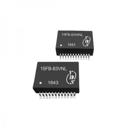 5G Base-T PoE & PoE+ SMD网路滤波器 - 5G Base-T PoE & PoE+ SMD网路滤波器