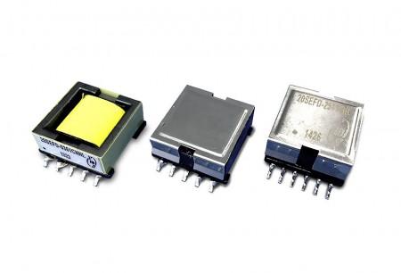 高周波トランス(PoE) - 高周波電子変圧器(PoE)
