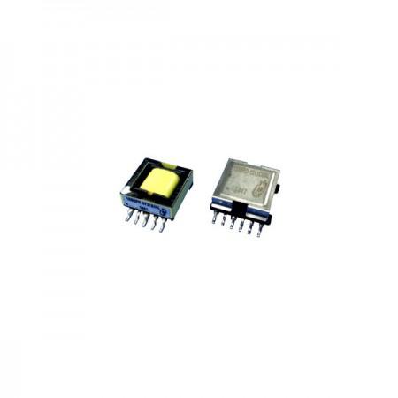 Transformateur enroulé haute fréquence PoE SMD avec noyau EFD - Transformateur enroulé haute fréquence PoE SMD (série 15SEFD)