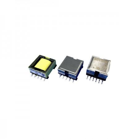 Transformateur enroulé haute fréquence PoE SMD avec noyau EFD - Transformateur enroulé haute fréquence PoE SMD (série 20SEFD)