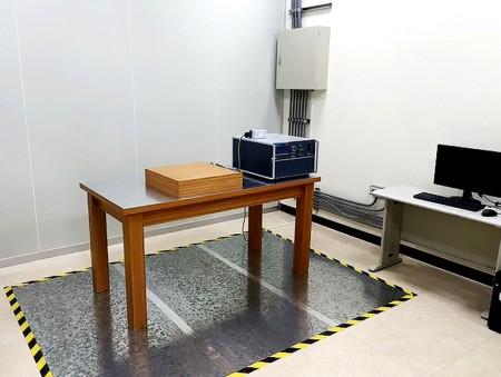 Équipement de test de susceptibilité électromagnétique