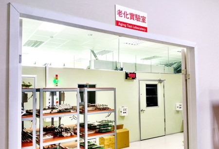 Aging Test Laboratory