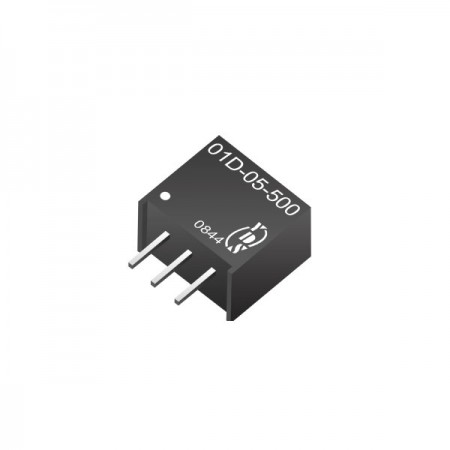 Non Isolation 0.75~7.5W DC-DC Converters - Non Isolation 0.75 ~ 7.5W DC-DC Converters(01D-500 Series)