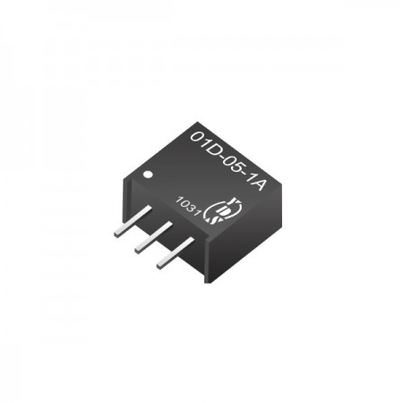 Non Isolation 1.2~15W DC-DC Converters - Non Isolation 1.2 ~ 15W DC-DC Converters(01D-1A Series)