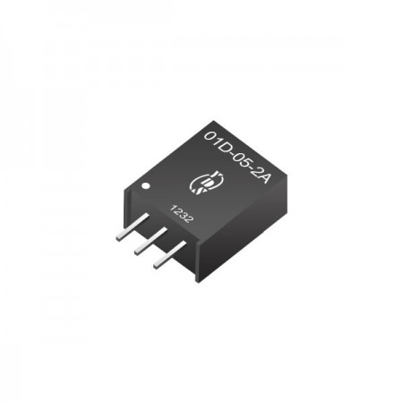 Non Isolation 3.6~30W DC-DC Converters - Non Isolation 3.6 ~ 30W DC-DC Converters(01D-2A Series)