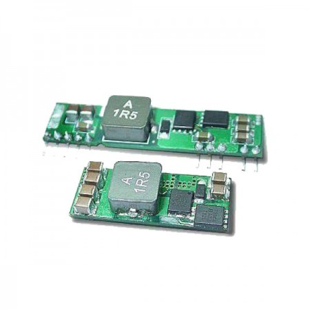 Non Isolation 12~80W DC-DC Converters - Non Isolation 12 ~ 80W DC-DC Converters(04D-16A Series)