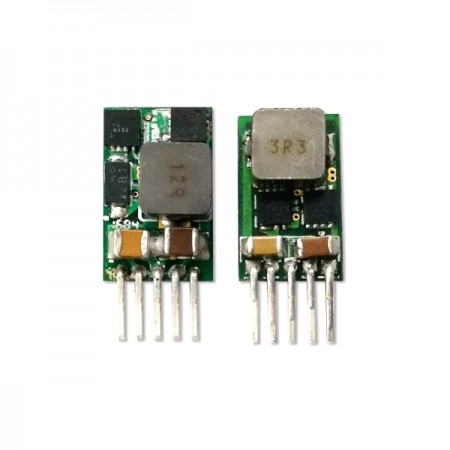 Non Isolation 1.77~45W DC-DC Converters - Non Isolation 1.77 ~ 45W DC-DC Converters(01D-3A Series)