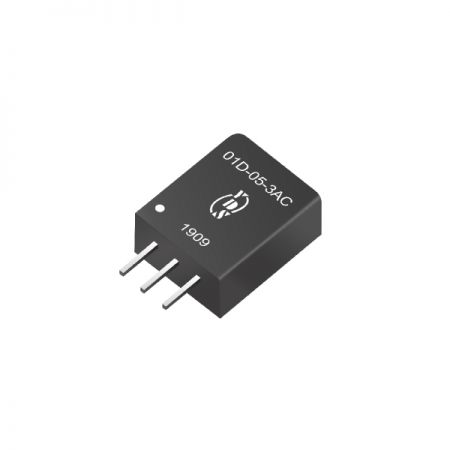 Non Isolation 7.5~45W DC-DC Converters - Non Isolation 7.5 ~ 45W DC-DC Converters(01D-3A Series)