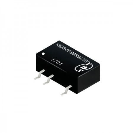 0.5W 1KV Isolation SMD DC-DC Converters - 0.5W 1KV Isolation SMD DC to DC Converters(13DS-0.5W Series)