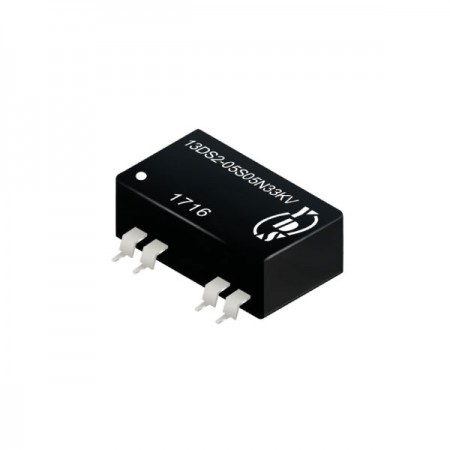 1W 3KV Isolation SMD DC-DC Converters(13DS2-N33KV) - 1W 3KV Isolation SMD DC to DC Converters(13DS2-N33KV Series)