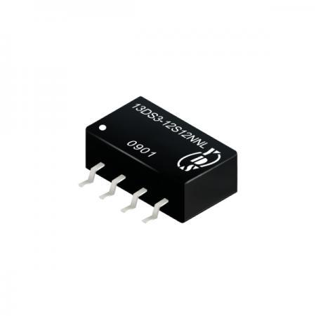 ตัวแปลง SMD DC-DC แบบแยก 1W 1KV (13DS3) - ตัวแปลง SMD DC เป็น DC ขนาด 1W 1KV แยก (ซีรีย์ 13DS3)
