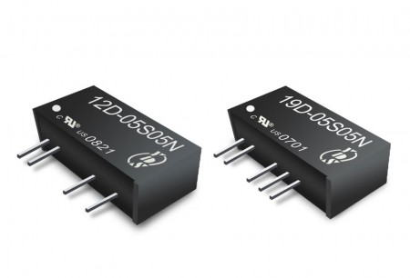Пакет SIP Преобразователи постоянного тока в постоянный 0,25 ~ 9 Вт - Преобразователь постоянного тока в постоянный, пакет SIP 0,25 ~ 9 Вт