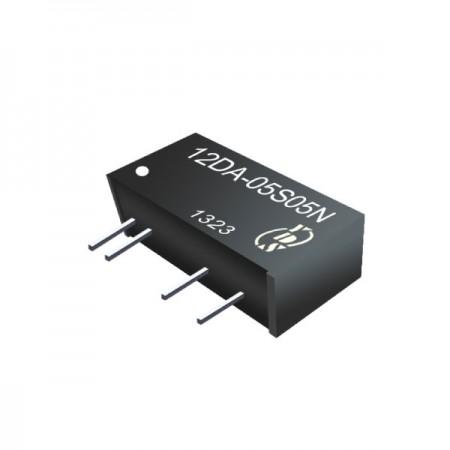 1W 3KV 절연 SIP 고효율 DC-DC 컨버터(12DA) - 1W 3KV 절연 SIP 고효율 DC-DC 컨버터(12DA 시리즈)