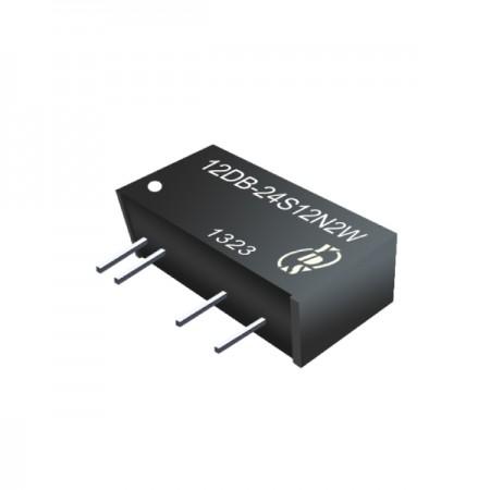 2W 3KV Isolation SIP DC-DC Converter - 2W 3KV Isolation SIP DC-DC Converter(12DB-2W Series)
