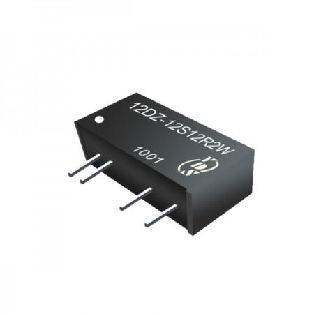 2W 3KV Isolation 2:1 SIP DC-DC Converter(12DZ-2W) - 2W 3KV Isolation 2:1 SIP DC-DC Converter(12DZ-2W Series)
