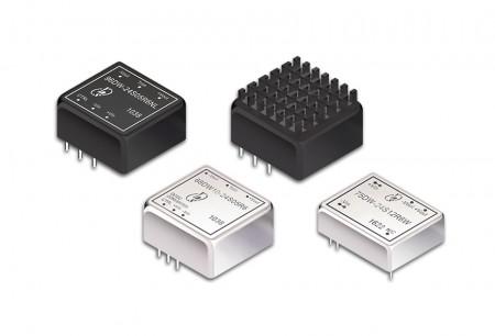 """डीआईपी पैकेज 1 """"x 1"""" 3 ~ 30W डीसी-डीसी कन्वर्टर्स - 1 """"x 1"""" डीआईपी पैकेज डीसी-डीसी कनवर्टर 3 ~ 30W"""