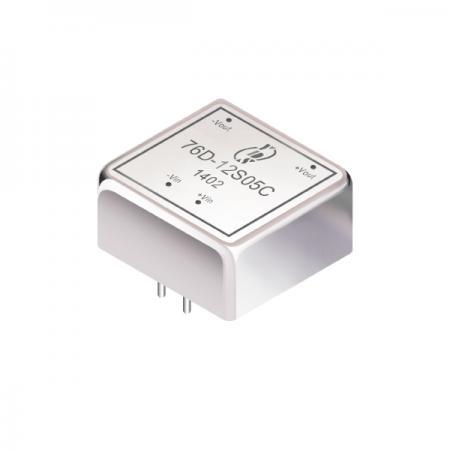 3W 1.5KV Isolation 2:1 DIP DC-DC Converters(76D-3W) - 3W 1.5KV Isolation 2:1 DIP DC-DC Converters(76D-3W Series)
