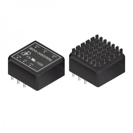 30W 1.5KV การแยก 4: 1 ตัวแปลง DIP DC-DC (96DW-R6) - 30W 1.5KV Isolation 4: 1 DIP DC-DC Converters (ซีรี่ส์ 96DW-R6)