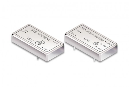 "Pacchetto DIP Convertitori CC-CC da 2"" x 1"" 5~60W - Convertitore DC-DC pacchetto DIP 2"" x 1"" 5~60W"