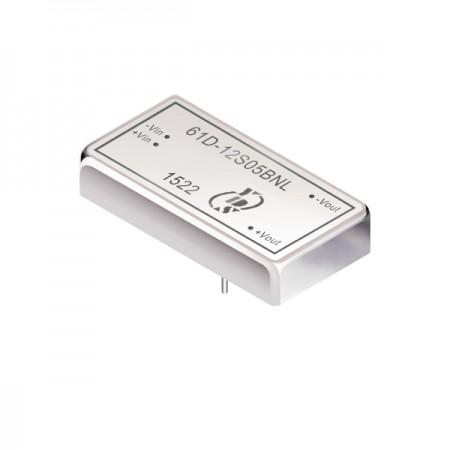 10W 1.5KV Isolation 2:1 DIP DC-DC Converter(61D-BNL) - 10W 1.5KV Isolation 2:1 DIP DC-DC Converter(61D-BNL Series)