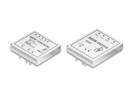 "DIP Package 2"" x 1.6"" & 2"" x 2""  15~60W DC-DC Converters - 2"" x 1.6"" & 2"" x 2"" DIP Package DC-DC Converter 15~60W"