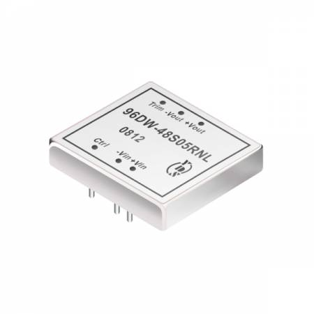 30W 3KV अलगाव 4: 1 डुबकी डीसी-डीसी कनवर्टर (96DW)